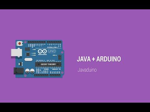 Tutorial Java+Arduino [geekytheory.com]