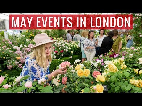 What to Do in London in May