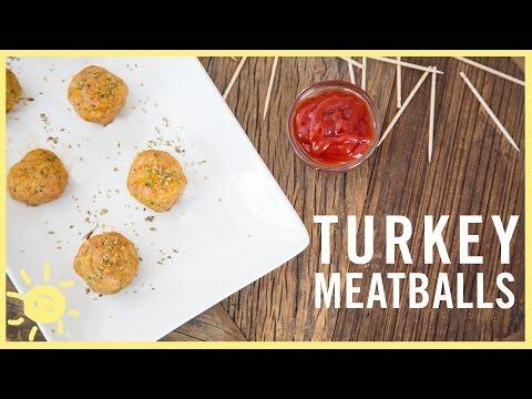EAT | Easy Turkey Meatballs (with hidden veggies)