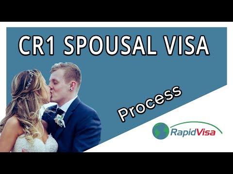 The CR1 Visa Process