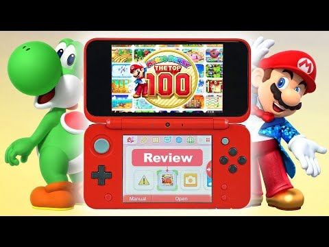Mario Party: The Top 100 Review (3DS) | A Holiday Gift from Nintendo!