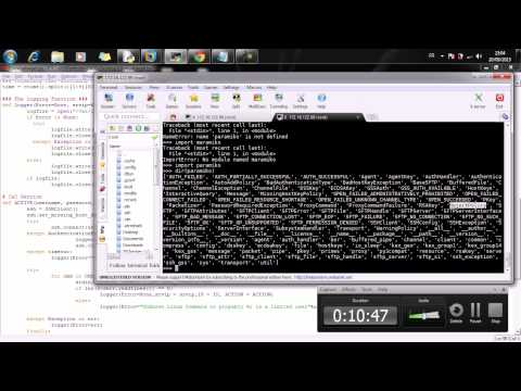 04 - Offensive Python For Networkers   Python Basics through My IPChecker tool- 3/4