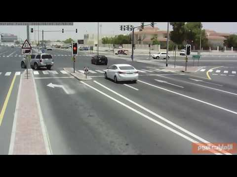 Drivers caught on camera while crossing red signals