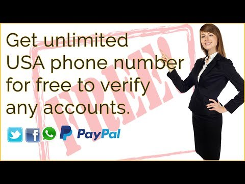 How to get Free Unlimited USA Phone Number to verify any things - কিভাবে ভার্চুয়াল নাম্বার নিবেন?