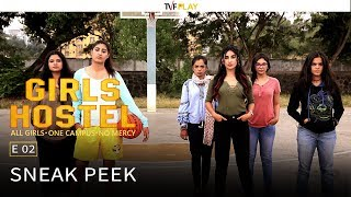 Girls Hostel  S01E02 I Sneak Peek I All episodes on TVFPlay