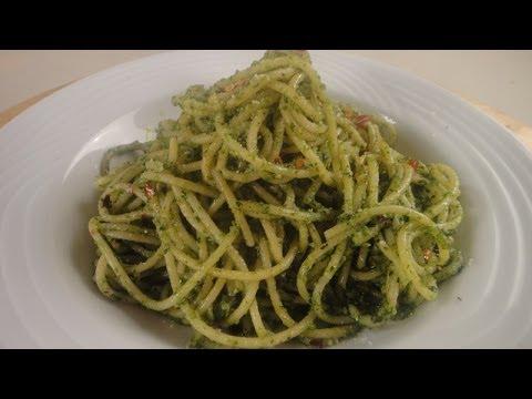 Pesto Parmesan Spaghetti  | Sanjeev Kapoor Khazana