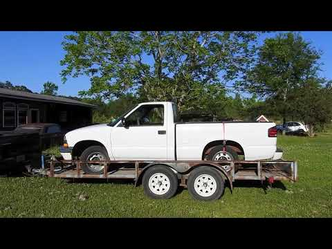 My New S-10 Project