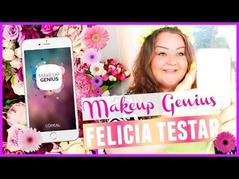 Felicia testar | L'Oréal Paris Makeup Genius  (i samarbete med L'oréal Paris)