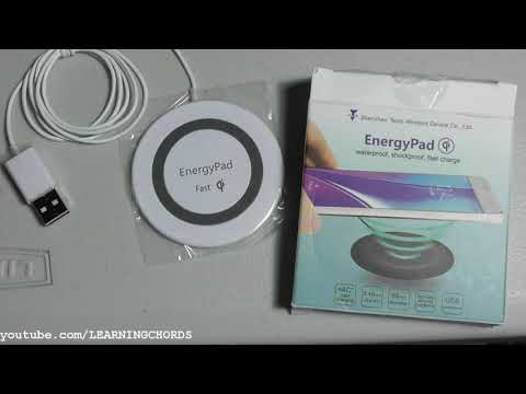 Urlitoy Wireless Cellphone Charger 10W Qi-Certified REVIEW