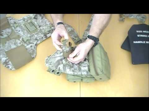 Mayflower R&C Low Profile Armor Carrier 01
