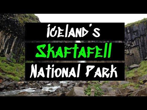 Skaftafell National Park Iceland