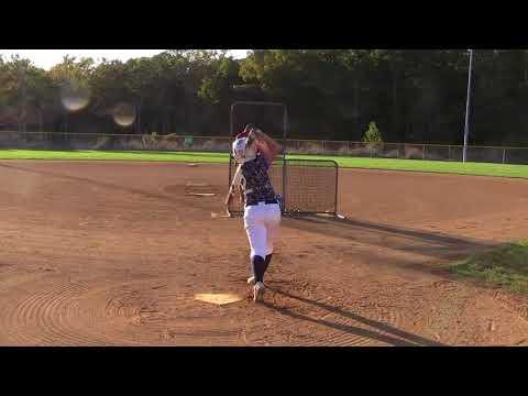 2020 Slap 2.7Hto1B Sammie Murphy 3.85gpa OF/2B Virginia softball prospect