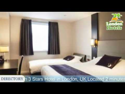 Premier Inn London Brixton 3 Stars Hotel in London, UK
