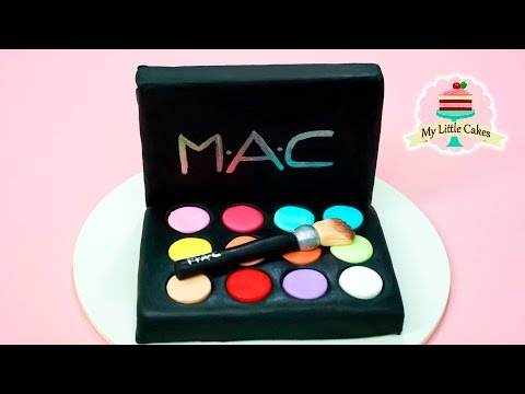MAKE UP CAKE | MY LITTLE CAKES