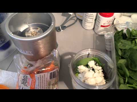 How to use  the Nutribullet