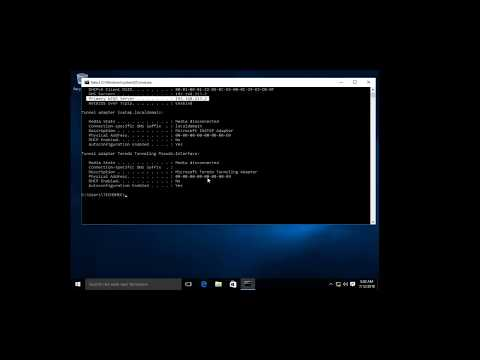 How to Set a Static IP Address in Windows 7, 8, or 10