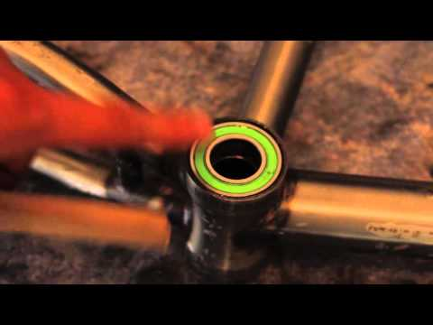 How To Remove And Install A BMX Bottom Bracket