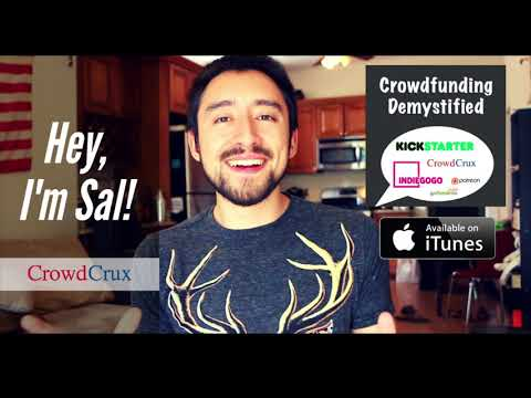 EP #160 How to Boost a Struggling Kickstarter Campaign
