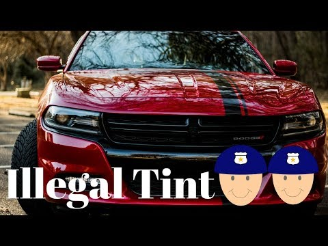 Do POLICE care about illegal WINDOW TINT anymore???