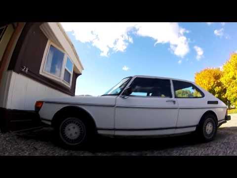 What Its Like To Drive My 1980 Saab 900 Turbo!!!