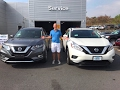 2017 Nissan Rogue with 3rd row vs. 2017 Nissan Murano - 2 great choices, only 1 winner