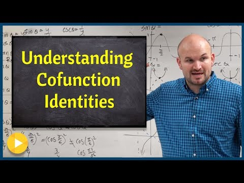 Understand where the cofunction identities come from