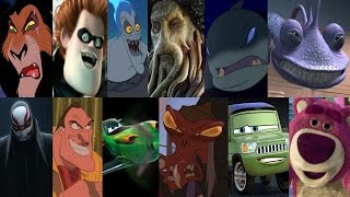 Defeats of my Favorite Disney Villains Part 1 (300 Subscribers Special)