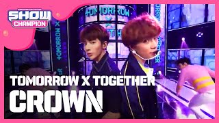 Download Show Champion EP.308 TOMORROW X TOGETHER - CROWN Video