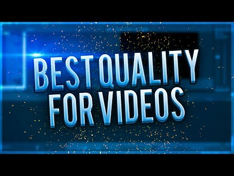 Vegas Pro 16: How To Get The Best Quality Out Of Your Videos - Tutorial #399