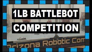 1LB Battlebot Competition!!! // Talyn