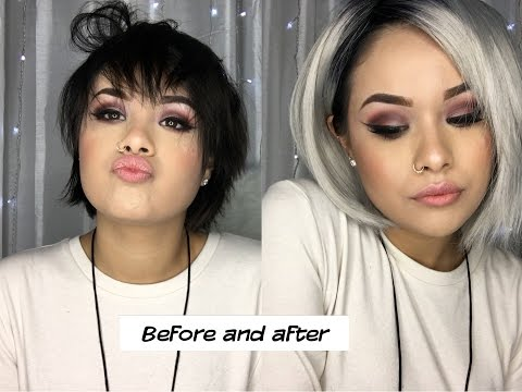 GOING FROM BLACK TO SILVER the truth nobody tells you | BELLASCREATIONS16
