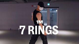 Ariana Grande - 7 rings / Yechan Choreography