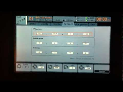 Behringer X32 - Interfacing & Connection Help with XControl
