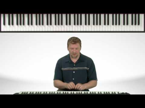 Finger Speed Exercises - Piano Lessons Exercise