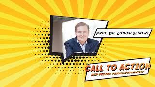 44: Prof. Dr. Lothar Seiwert: Wie du dein Zeitmanagement endlich in den Griff bekommst...