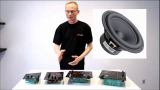 Kraemer Designs D~400 Amps Hypex Ncore NC400 - PakVim net HD Vdieos