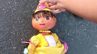 Dora Fairytale Princess Destruction