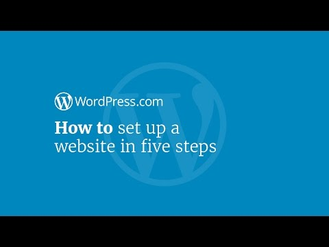WordPress Tutorial: How to Set Up a Website in 5 Steps