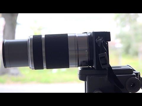 Use The Sony a6000 Kit Lens Digital Zoom!