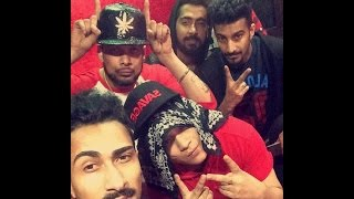 Muhfaad Comes To Surprise Track With IKKA and Lil Golu 2017