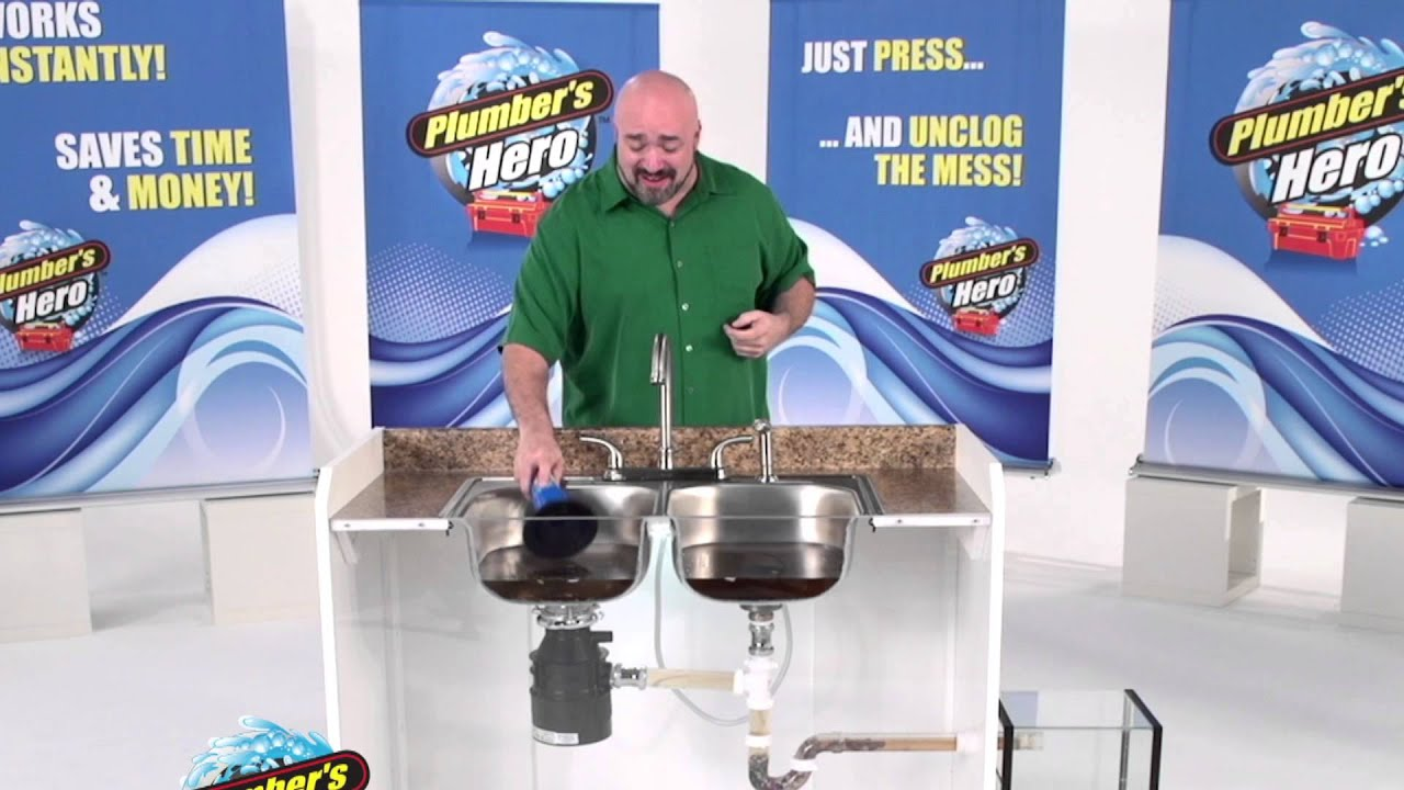 The Official Plumber's Hero™ Commercial | As Seen on TV