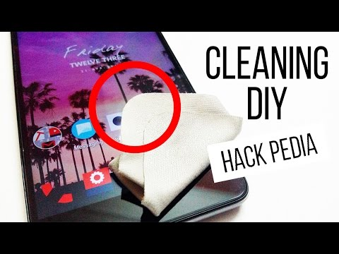 How To Clean Smartphone Screen | Smooth Gloss (GHEE) | DIY In Hindi