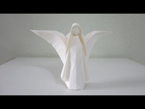 TUTORIAL - Nativity Angel (Creator: Max Hulme)