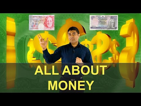 All About Money - Learn to speak good English.