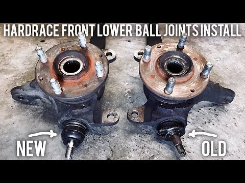 Civic Front Lower Ball Joint Replacement