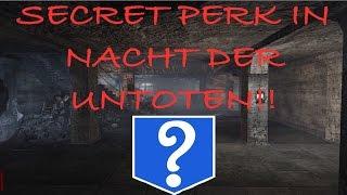 SECRET PERK IN NACHT DER UNTOTEN EASTER EGG TUTORIAL