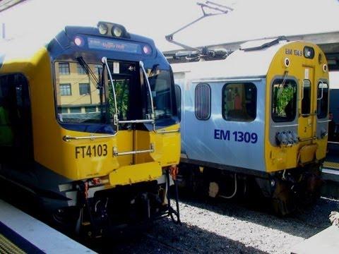 New Zealand Railways - Driver's Eye View - Waikanae to Pukerua Bay