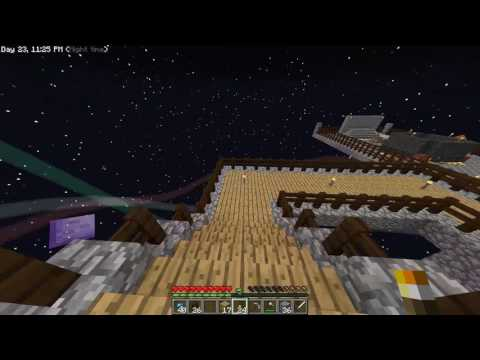 Sky Factory 3.0 Hardcore! - Don't Die S1 E20 :: EDUCATIONAL CONTENT - Fixed Sync