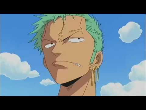 One Piece Zoro's Epic Speech to Chopper