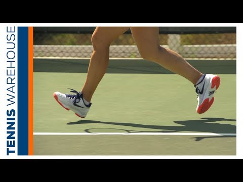 TW Improve: Speed vs. Stability Tennis Shoes
